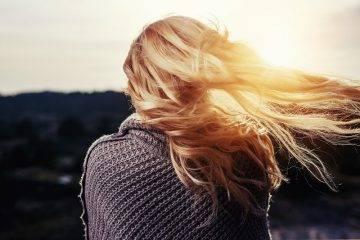 Primi tempi di extension di capelli veri